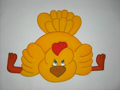 Toalhinha de galinha (Pintura em tecido. Panos de prato.) Tags: galinha