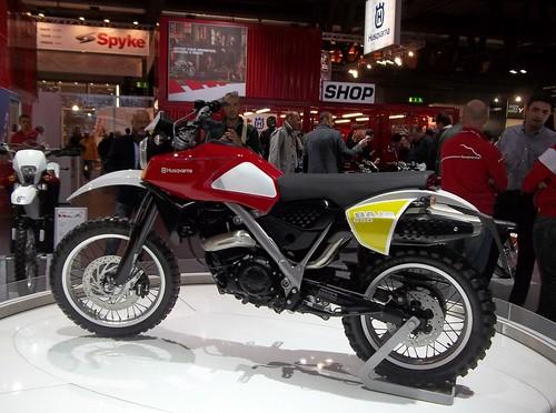 Husqvarna Baja 650 prototipo