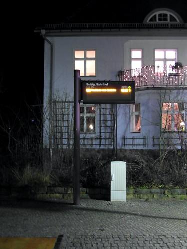 Bad Belzig - Bahnhof