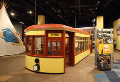 Twin Cities Streetcar Replica (jterry618) Tags: minnesota museum trolley stpaul streetcar minnesotahistoricalsociety
