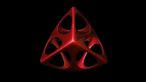"""tetrahedron spiky soft • <a style=""""font-size:0.8em;"""" href=""""http://www.flickr.com/photos/30735181@N00/8325412855/"""" target=""""_blank"""">View on Flickr</a>"""