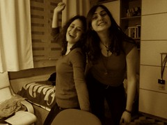 Simay (Simay19) Tags: sepia photobooth flickrbooth
