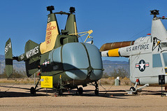 USMC Kaman OH-43D Huskie BuNo 139974 (skyhawkpc) Tags: arizona usmc outside tucson aviation az helicopter warbird allrightsreserved kaman huskie pimaairspacemuseum 139974 oh43d garyverver