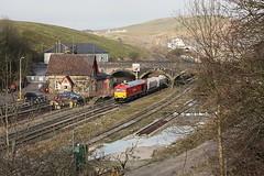 Peak Forest (darkprince66 (Tug Chasing Super Hero :D)) Tags: railway tug 60 dbs britishrailways class60 redtug dbschenker gtitug