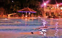 Swimming Pool ~  (linkway88) Tags: club swimming singapore safra  linkway88 pool09012013safra