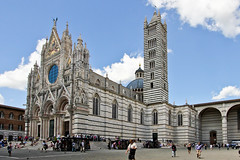 Siena Cathedral, Italy (Avital Pinnick) Tags: italy church architecture siena sienacathedral