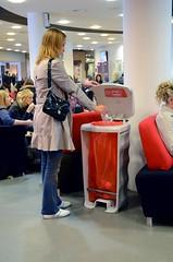 Nexus Shuttle Recycling Bin (Glasdon UK) Tags: food bin shuttle waste recycling nexus