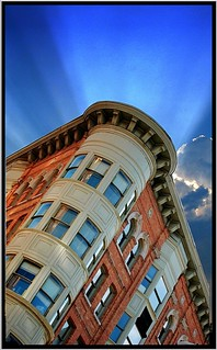Syracuse Ny ~ Granger Block ~ Historical  Building