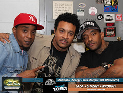 "Laza Morgan, Shaggy & Prodigy • <a style=""font-size:0.8em;"" href=""http://www.flickr.com/photos/92212223@N07/8381137845/"" target=""_blank"">View on Flickr</a>"