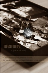 memory (Mademoiselle Cupcake) Tags: pictures sepia remember things fotos memory bilder erinnerungen mnzen