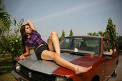 corolla_girl_011 (raw photoworks) Tags: canon eos model cantik 50d
