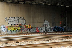 wyse et al (Luna Park) Tags: chicago graffiti illinois il lunapark d30 trackside wyse