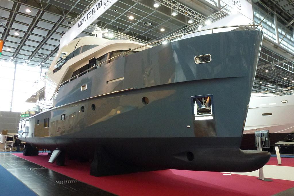 Monte Fino ecHo 85 Dusseldorf Boat Show