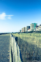 Le Touquet-Paris-Plage, a kind of Paris in front of sea