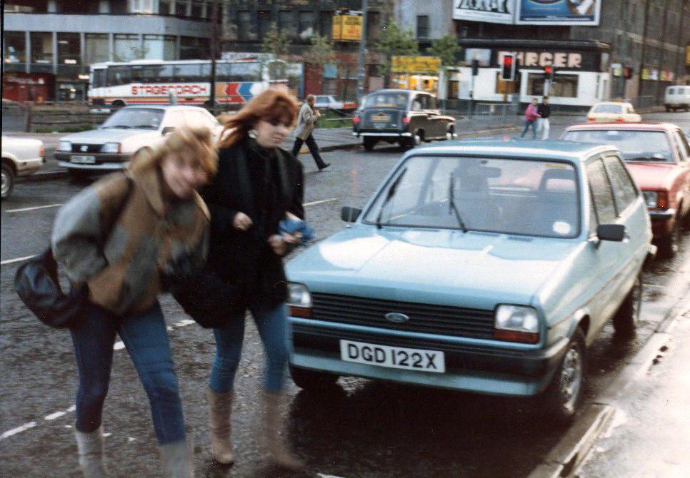 Parliamentary Road 1980s