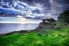 The Bluffs (Peter-Duke) Tags: sunset malibu bluffs hdr pacificpalisades niksoftware hdrefexpro