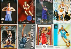 #10-BASKETBALL SPORTS CARD LOT