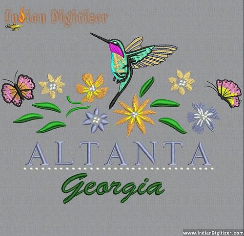 5368 - Atlanta Hummingbird