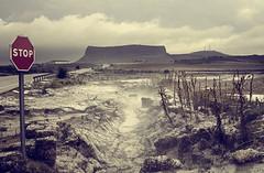 El abismo (laororo) Tags: stop granizo castillalamancha meseta