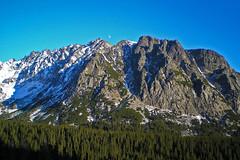 Vysoke Tatry mountains