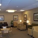 Corporate art - Hospital waiting room
