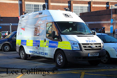 Ford British Transport Police Video Van (Lee Collings Photography) Tags: ford transport leeds police cctv emergency westyorkshire policevan btp fordvan emergencyvehicles emergencyservices networkrail britishtransportpolice policevehicles westyorkshirepolice leedscitycentre policetransport mobilevideounit railnetwork policevideovan emergencyservicevehicles fordpolicevan westyorkshireemergencyservices