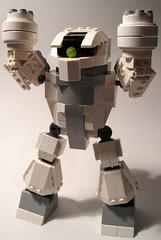MSM-04 ACGUY (graybandit2000) Tags: lego gundam mecha mobilesuit acguy legomecha legogundam legomobilesuit