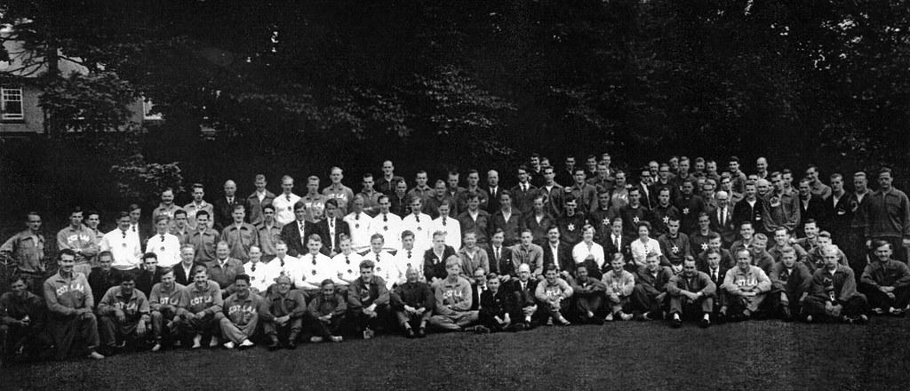 Commonwealth games rowing teams 1958