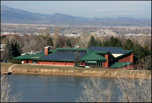 Photo - South Boulder Recreation Center Solar Panels