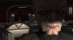 The chancellor is going on a trip (dodkalm72) Tags: starwars palpatine clonewars masamedda