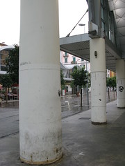 La Spezia (Italy), central market (photobeppus) Tags: laspezia cities urban street photography central market architecture buildings rain
