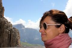 Osefina, Sassolungo. Dolomiti (Giorgio Pongiluppi) Tags: alpi sassolungo dolomiti montagna alps