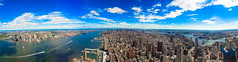 (sgt_pompous) Tags: new york newyorkcity oneworldtradecenter panoramic manhattan freedomtower panorama