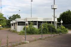 Ehem. Betriebshof Verkehrsgesellschaft (Spiegelneuronen) Tags: frankfurtammain hchst ehemaligerbetriebshof verkehrsgesellschaft vgf