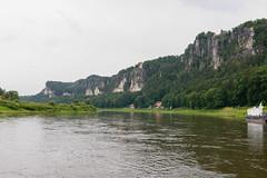 River Elbe (timohannukkala) Tags: elbe national park river saxon saxonswitzerland schweiz schsische rathen sachsen germany de