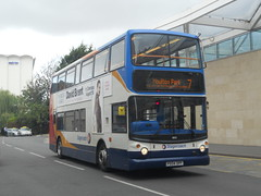 Stagecoach 18152 PX04 DPF (Alex Swanston) Tags: stagecoach 18152 dennistrident alx400 alexanderalx400 stagecoachinnorthampton px04dpf route 7 moulton park route7