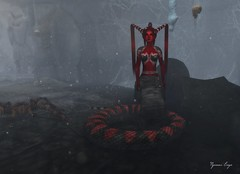 0823 2 - Naga By Pere (Nyenna.E) Tags: secondlife fantasy horror snake