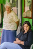 Mother/Daughter (Angela D Beck) Tags: elderly generations mother daughter portrait appalachia wv grandmother outdoor women nikon d3200