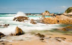 Coast (laurie.g.w) Tags: south coast photo shoot nsw australia shoreline ocean waves rocks water beach