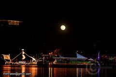 wesak in colombo (mithra srilanka) Tags: wesak colombo festival buddhistfestival beiralake nightlights festivallights moon moonlight lightreflections gangaramatemple