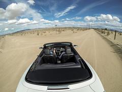 desert choice on Road 66 / camaro SS (red-illusion) Tags: desert choice road 66 camaro ss