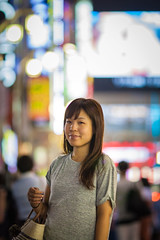 Shinjuku (kyle_gallagher) Tags: shinjuku japan tokyo    portrait bokeh 135mmf2 street