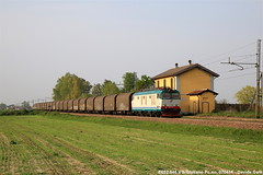 E652.046 (Davuz95) Tags: cfi trenitalia cargo piadena ravenna coils marcegaglia sgiuliano piacentino e652