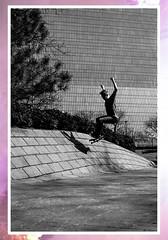 Gabe Broderick - Frontside Ollie (phillimi51428) Tags: minneapolis mn gabe broderick familia ollie skateboarding