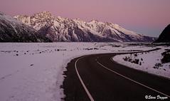 110x (Steve Daggar) Tags: newzealand mountcook snow winter alpine landscape