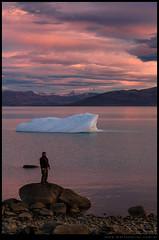 Pablo Quinteros lago Argentino tempanos