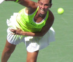 Roberta Vinci (digitaluis) Tags: roberta vinci us open 2016 nyc wta itl tennis luis fonseca usopen