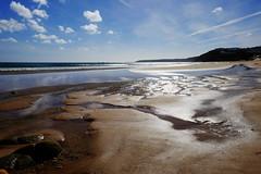 PORTUGAL, Praia de Salema (Bruno Cochet) Tags: plage algarve paysage see atlantique landscape
