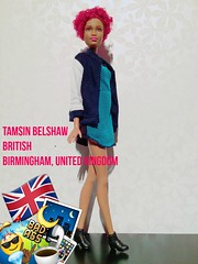 Meet Tamsin (Swedish fashionista) Tags: barbie doll dolls dollies fashion fashions fashionista fashionistas raquelle asian lea ken ryan midge summer teresa christie nikki steven neko ootd outfit shoes dress bag clutch barbiefashionistas barbiestyle barbiestylewave1 barbiestylewave2 barbiestylinfriends barbiestyle2014 barbiestyle2015 barbiestylewave22014 love collect collector toy toys fun girl barbie2015 barbiefashionistas2015 barbiestyleparty2015 barbiestyleresort2015 barbiestyleresort barbie2016 barbiestyleparty thedollevolves