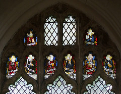 eight bishops (Simon_K) Tags: wiggenhall mary magdalene magdalen norfolk eastanglia